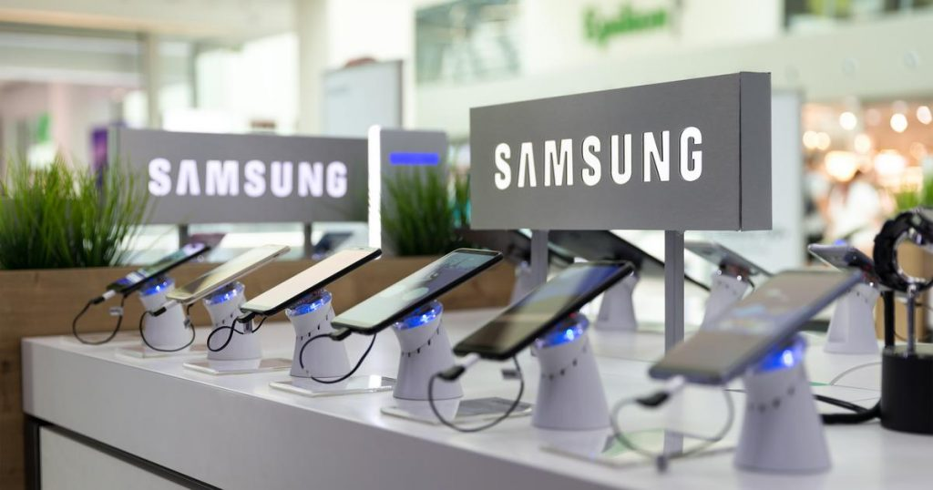 Samsung Galaxy S21 FE has appeared in shows