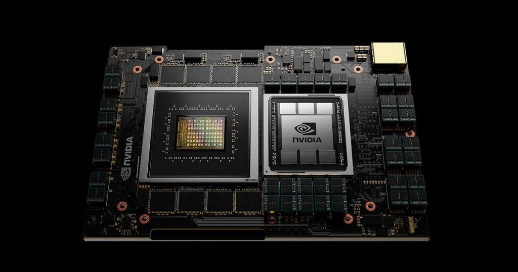 Nvidia Grace is officially released.  The first green processor for high-performance servers