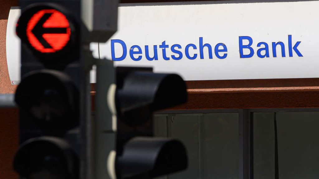 Deutsche Bank with Branch Clearing: These locations are closed in Bavaria, Hesse and North Rhine-Westphalia
