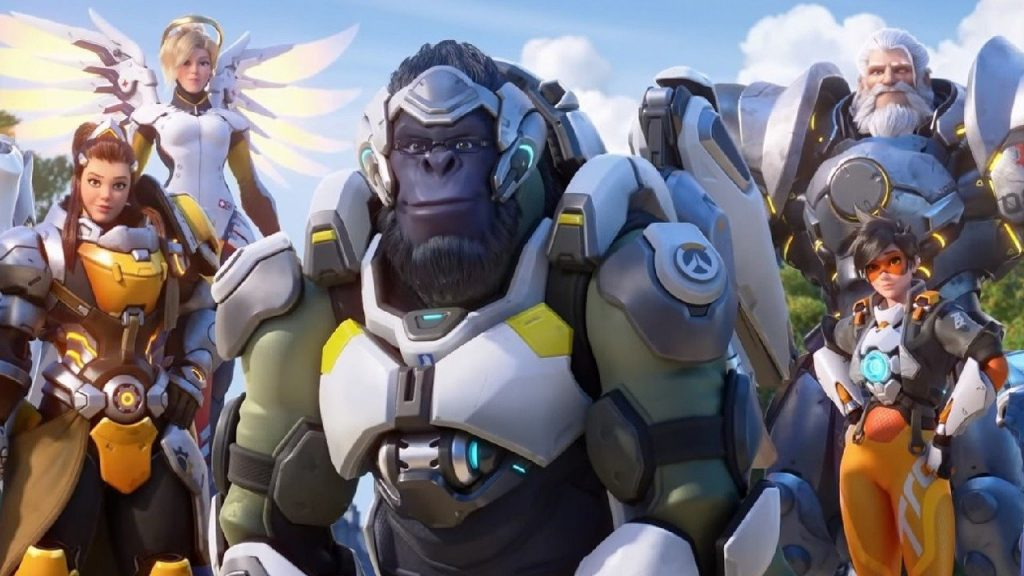 Blizzard without Jeff Kaplan.  Overwatch 2 is not threatened