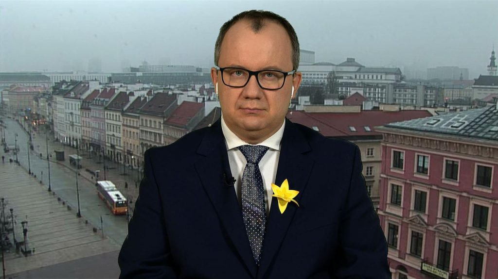 Adam Botner.  The ombudsman comments on the outcome of the constitutional tribunal