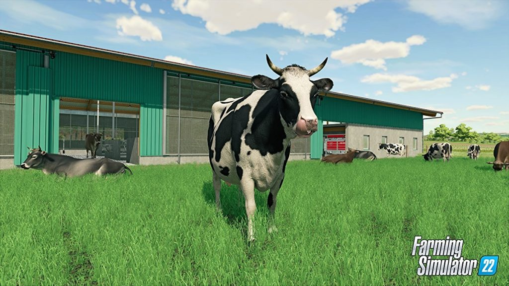 Agriculture Simulator 22 will be released on PCs and consoles this year at • Eurogamer.pl