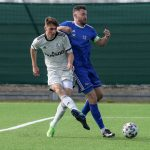Legia.net – Legia Warsaw – Reserves: Win at Skyrnivis.  He played with others Vesovic