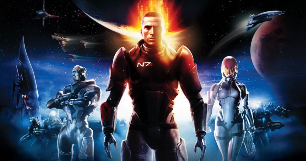 Mass Effect: Legendary Edition: BioWare offers visual enhancements in detail