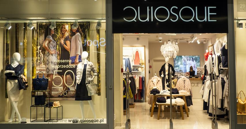 Quiosque transfers sales from malls to hotels