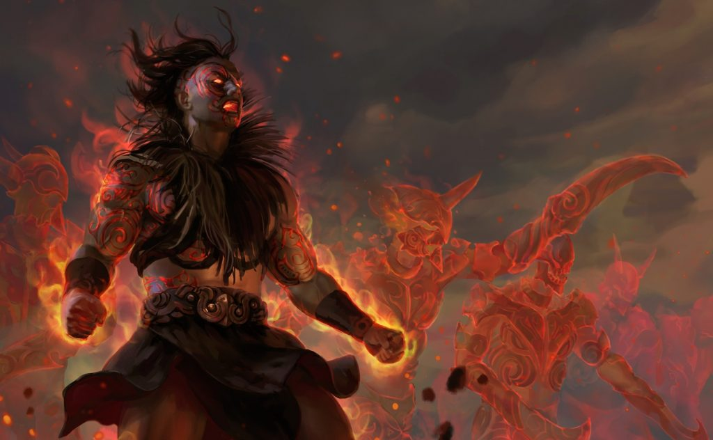 Watch detailed games from the path of Exile 2