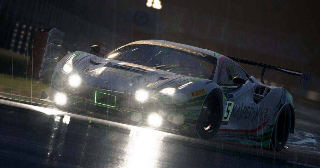 The real race: Lamborghini eSports is repeating the major championship in 2021