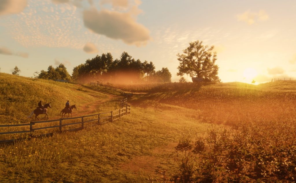This is what Red Dead Redemption 2 looks like in 8K on the RTX 3090