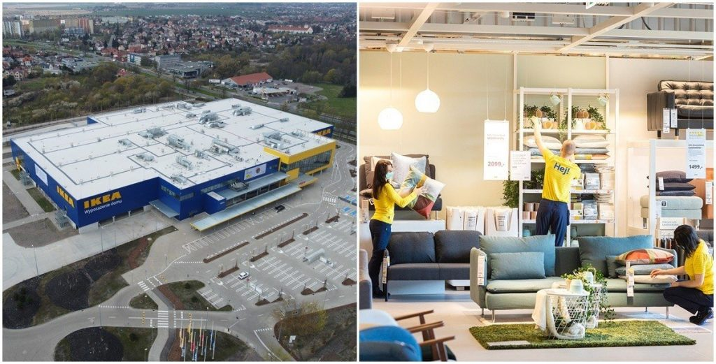 IKEA in Szczecin.  When is the opening?  We have an official date!  See photos from the inside