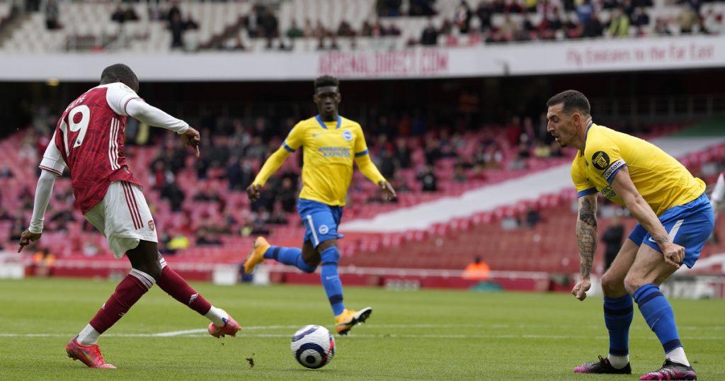 Arsenal - Brighton: Consolation win, no Arsenal Cup.  Premier League