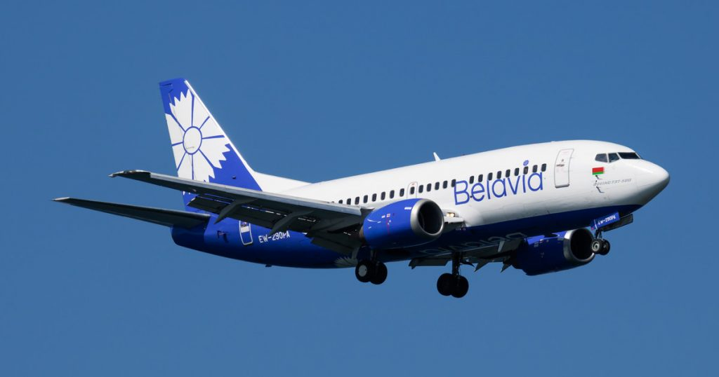 Belarusian planes cannot fly over Poland