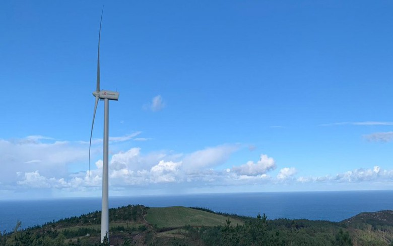 EDP is committed to investing more than 1 billion euros in green energy in the region of Galicia, Spain
