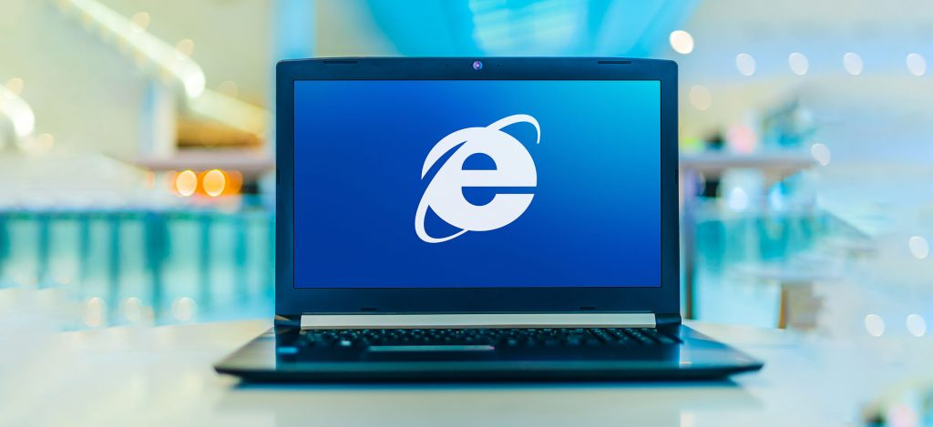 End of Internet Explorer.  We know its expiration date