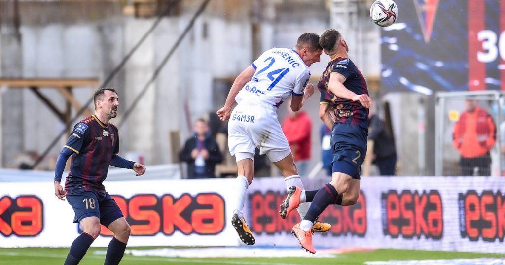 PKO Extraclassa: Pogo - Rakov.  Rus-up won effectively at Szczecin.  Conclusion and relationship