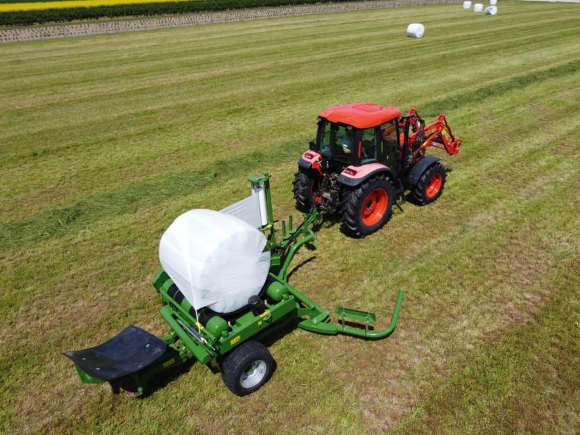 Pronar fodder machines in new version in first mowing