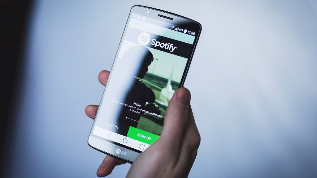 Spotify Premium is free for three months.  Promoting a music service isn't for everyone