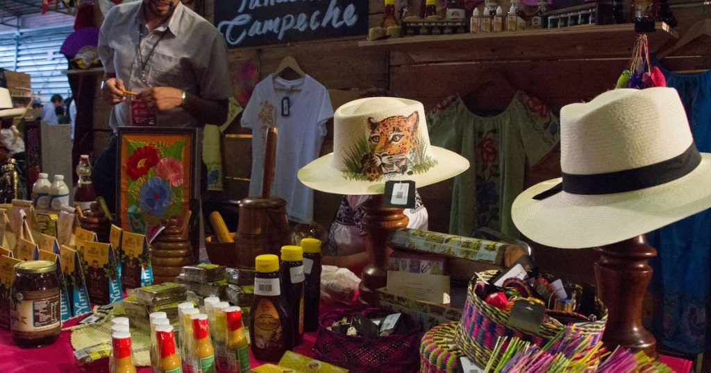 """They strive for indigenous crafts from Mexico to receive """"preferential treatment"""" with T-MEC - El Financiero"""