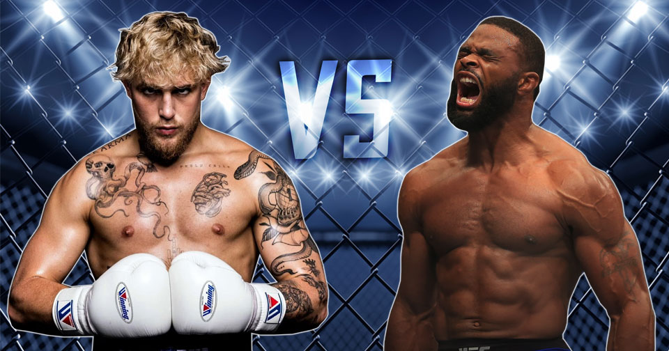 Jake Paul will fight Tyrone Woodley!  The former UFC champion will try to stop the fast YouTube