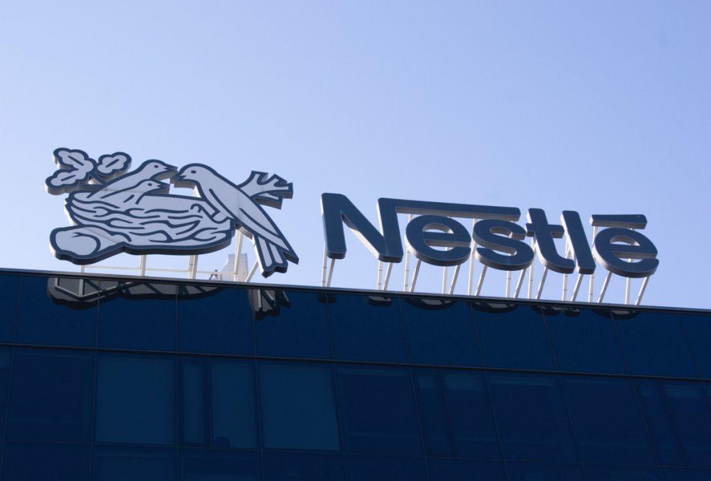 Nestlé productos