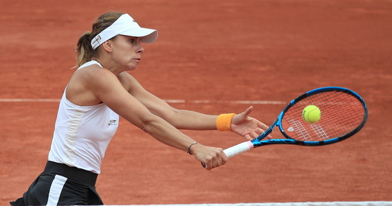 French Open: Magda Lynette loses in the third round