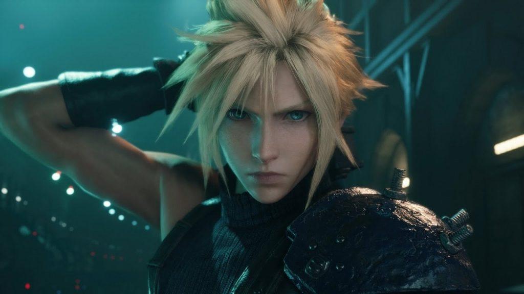 Final Fantasy 7 Remake for PlayStation 5 - Game Size Revealed
