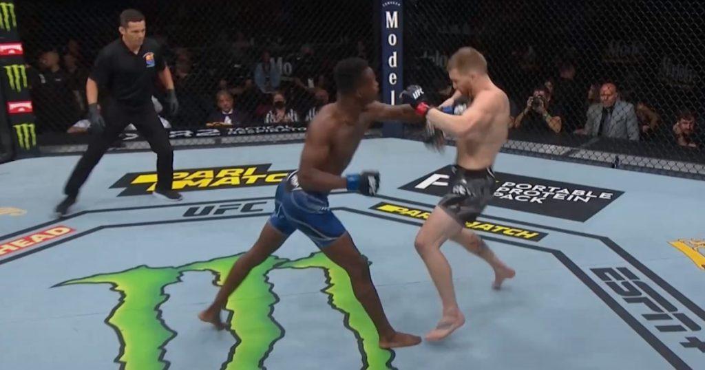 UFC NOKAUT MCKINNEY