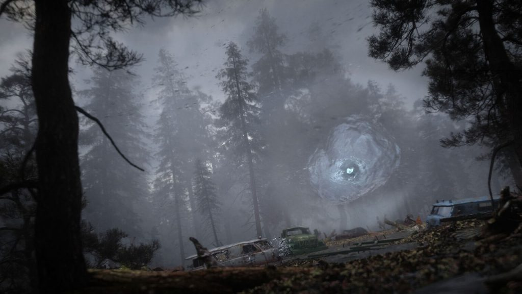 STALKER 2 with gameplay trailer;  Premiere in April