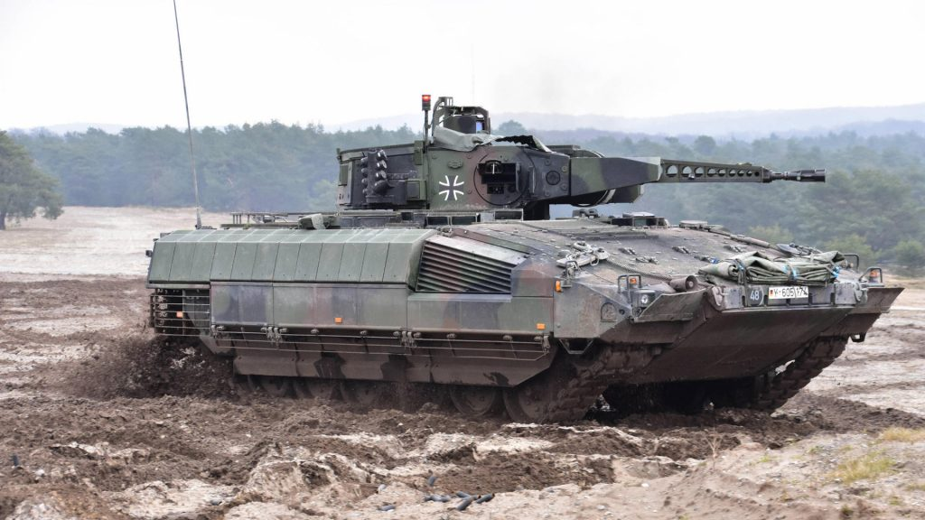 500 million euros: Rheinmetall adjusts the Bundeswehr . tanks