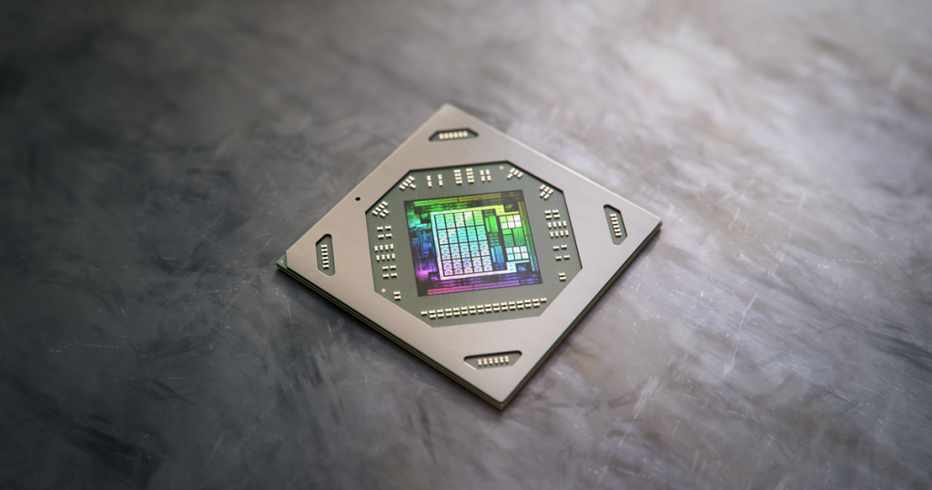 AMD announces Radeon RX 6000M laptops based on RDNA 2