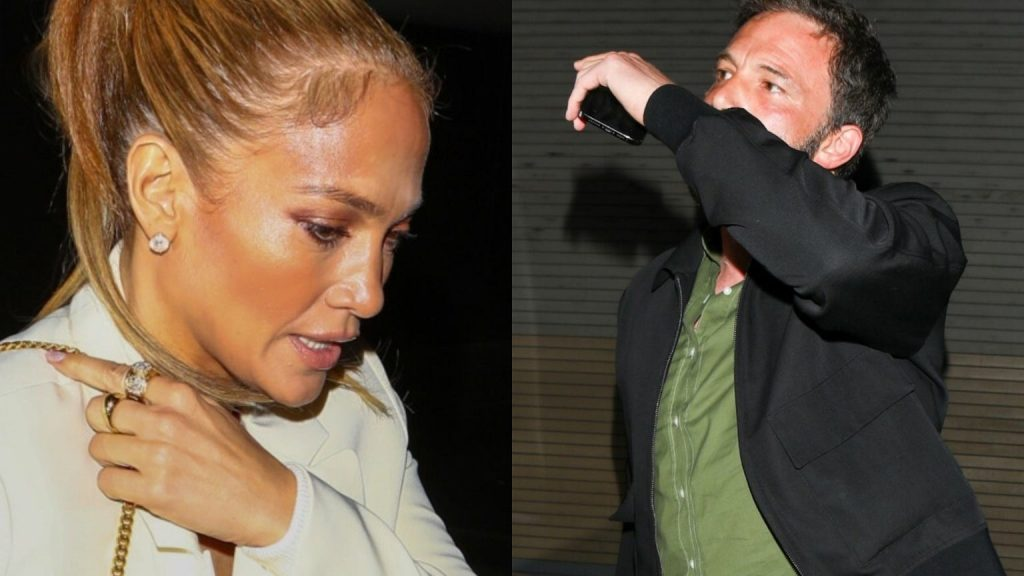 Jennifer Lopez and Ben Affleck may be back many years ago.  Because of this behavior, they may fail again