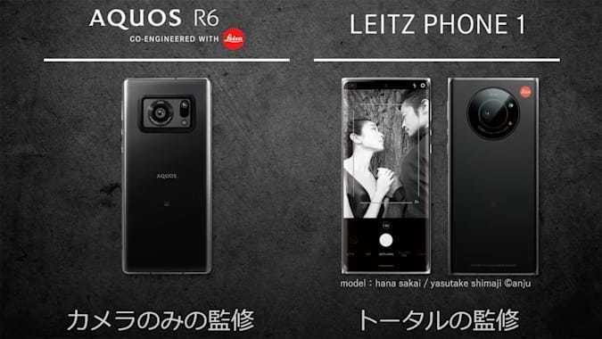 Leica Letz 1 . phone