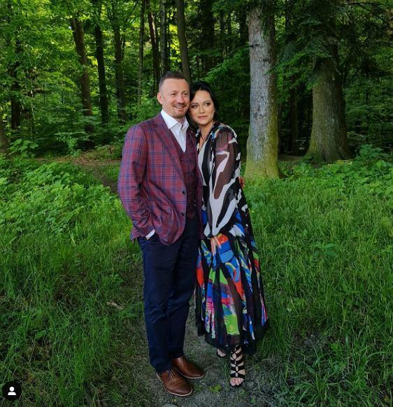 Isabella and Adam Macis