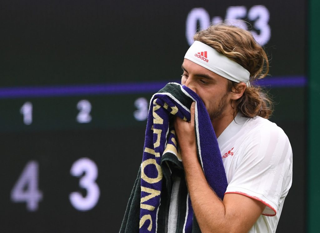 Wimbledon: The dream of Stephen Cidsipas is back.  Novak Djokovic will play in a remake of the final three years ago