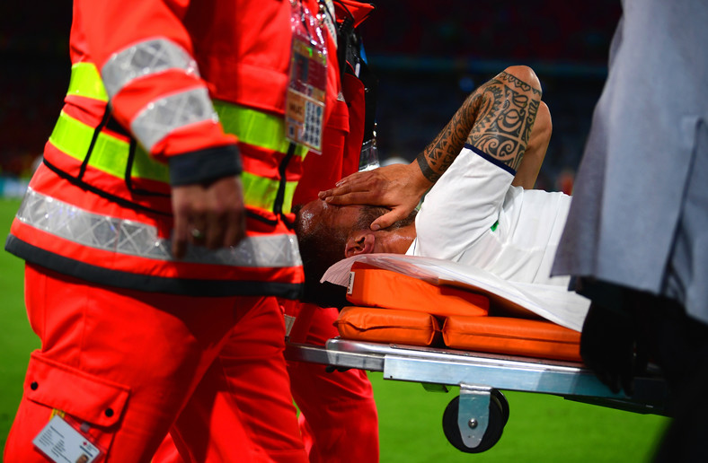 Spinasola's injury could remove him from further competition