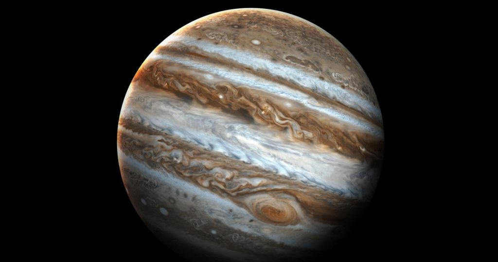 Jupiter has mysterious auroras.  Scientists have solved their riddle