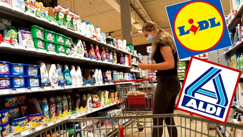 Aldi and Lidl: Beware This Competition - Disgusting Scam!