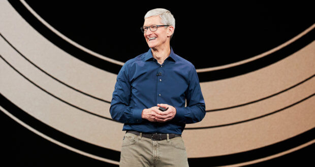 Apple announces donations to stricken areas