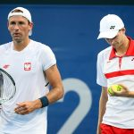 Olympic Games.  Tennis: Hubert Hurgas and Sukas Kubot knocked out in doubles