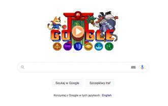 google olympics mini game