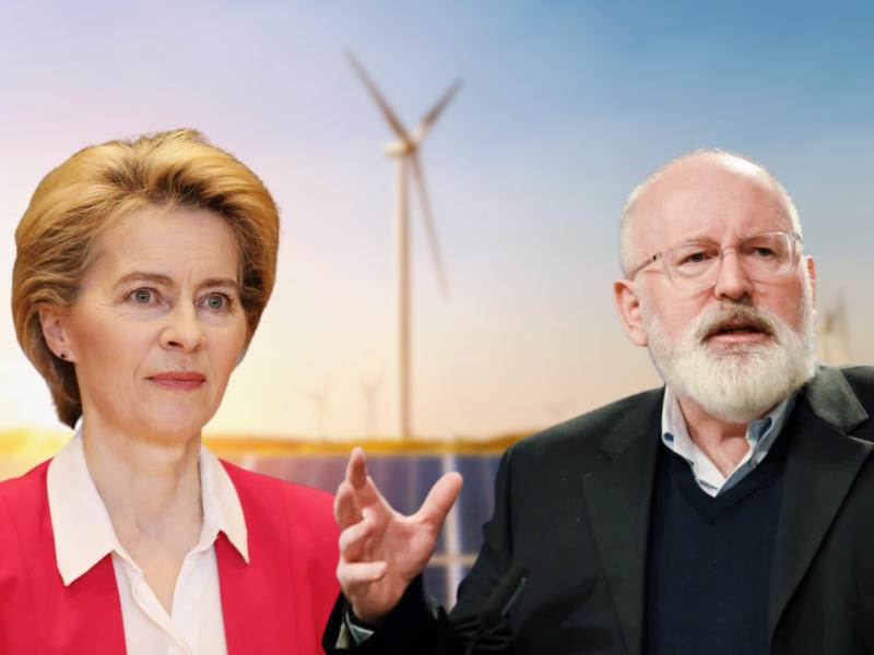 RES, Co2, Coal, EU, EU, EC, Energy, EUETS, Fitfor55, Timmermans