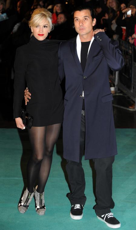 Gwen Stephanie I Gavin Rostale w 2009 r.