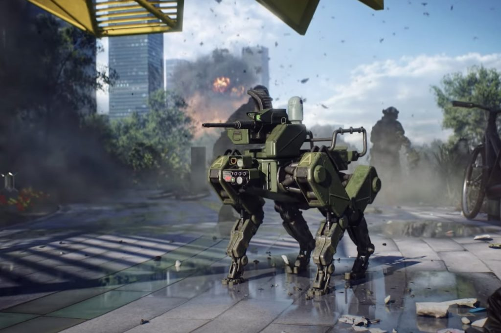 """In the game """"Battlefield 2042"""" you will appear ... Sazarik.  The creative people wink at the Polish players [WIDEO]"""