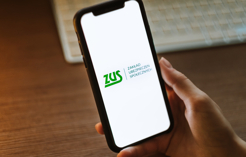 Information on the account balance of the insured person in PUE ZUS