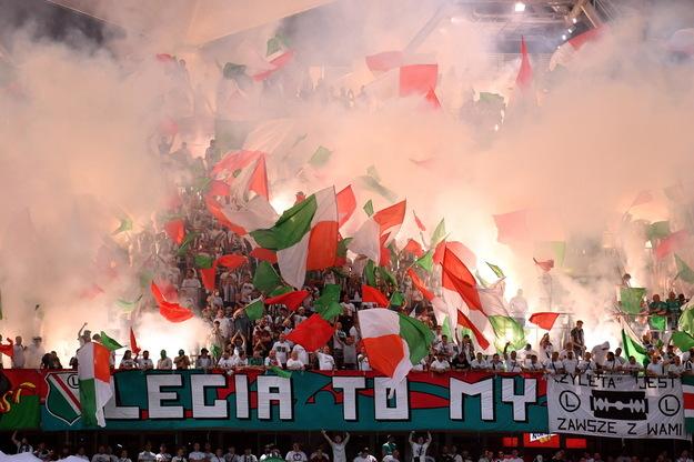 Legia Warsaw Fans / Radek Petruska / BAP