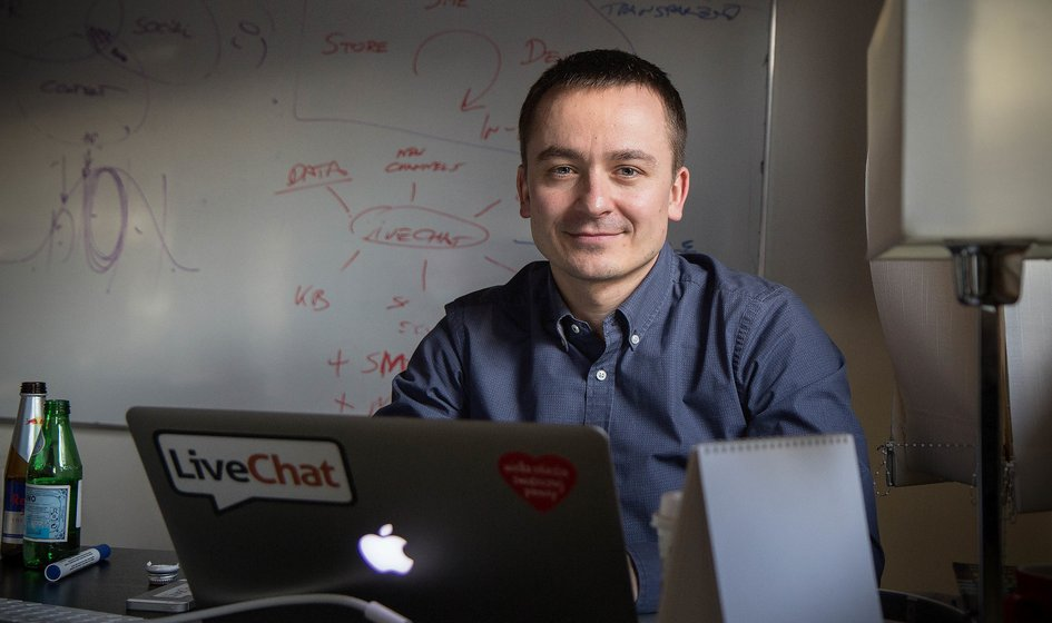 LiveChat estimates its revenue for the first quarter of 2122 at .02 million;  On an annual basis, 25.8 percent