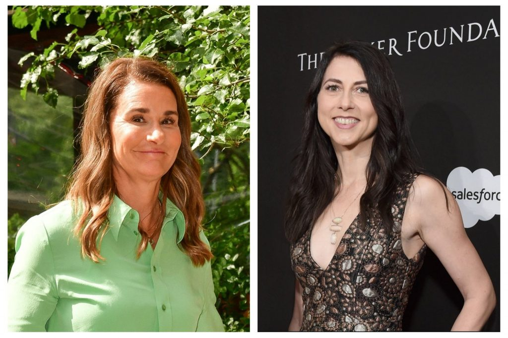 Melinda French Gates y Mackenzie Scott donan 40 millones de dólares para empoderar a mujeres