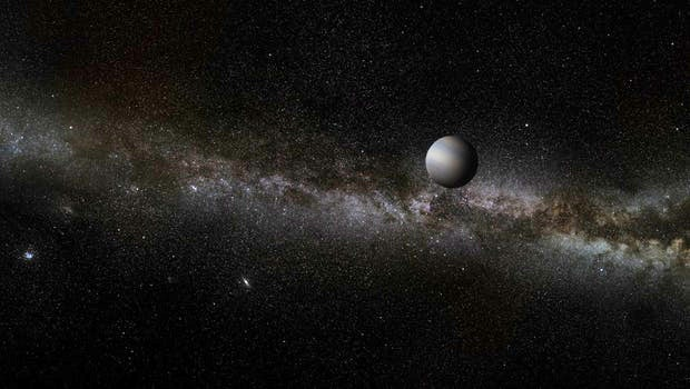 Kepler telescope: Researchers have found 4 Earth-sized planets floating freely in space