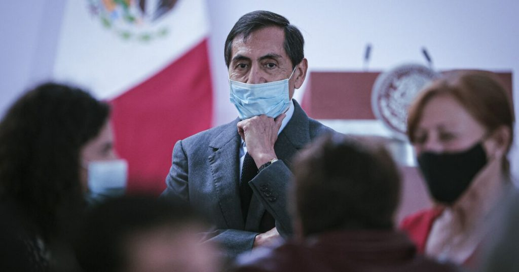 Rogelio Ramirez de la O takes over as the new Treasury Secretary