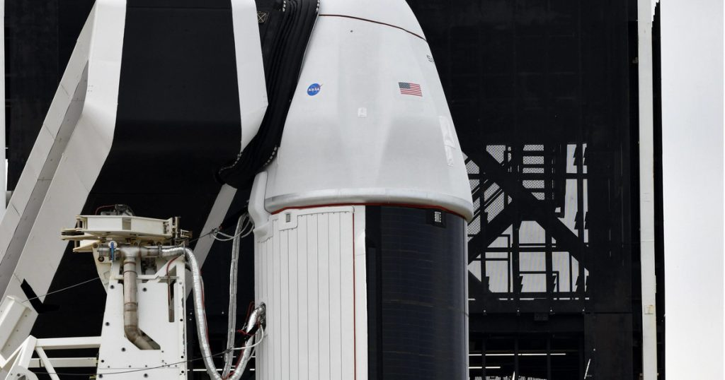 SpaceX's Cargo Dragon capsule has returned to Earth