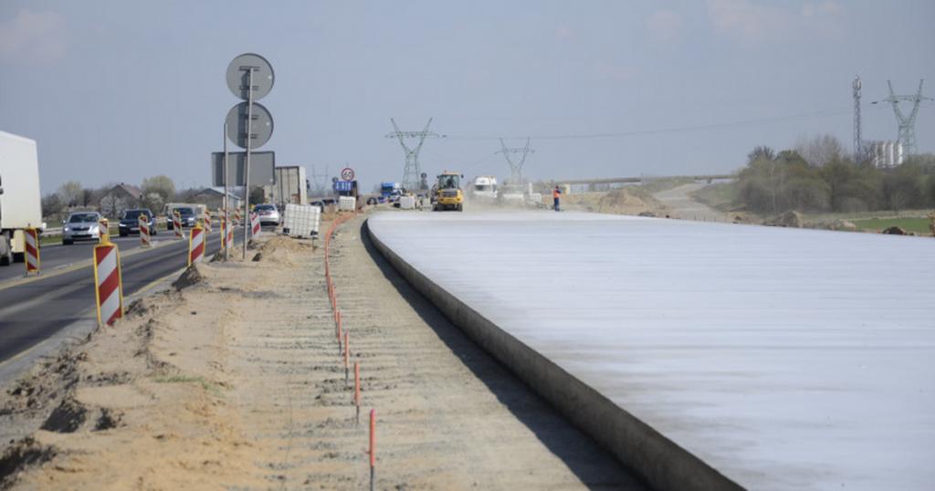 The A1 motorway - more kilometers opened